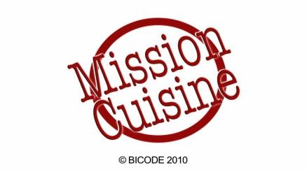 Sur la RTBF : Mission Cuisine